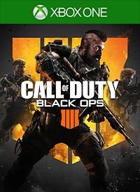 Call of Duty: Black Ops 4 - COD BO4 - Mídia Digital - Xbox One