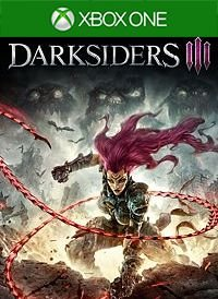 Darksiders IIII (Darksiders 3) - Mídia Digital - Xbox One - Xbox Series X|S