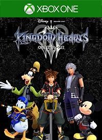KINGDOM HEARTS Ⅲ - Mídia Digital - Xbox One