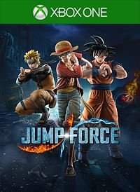 JUMP FORCE - Mídia Digital - Xbox One - Xbox Series X|S