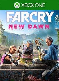 Far Cry New Dawn - Mídia Digital - Xbox One - Xbox Series X|S