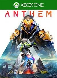 Anthem - Mídia Digital - Xbox One