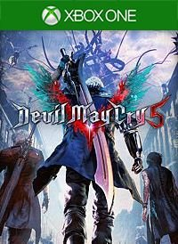 Devil May Cry 5 (DMC 5) - Mídia Digital - Xbox One