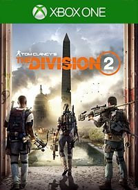 Tom Clancy's The Division 2 - Mídia Digital - Xbox One - Xbox Series X|S