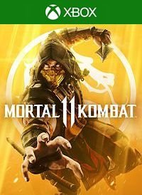 Mortal Kombat 11 (MK11) - Mídia Digital - Xbox One - Xbox Series X|S