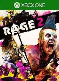 RAGE 2 - Mídia Digital - Xbox One - Xbox Series X|S