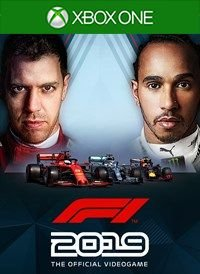 F1 2019 - Fórmula 1 2019 - Mídia Digital - Xbox One