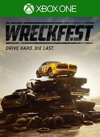 Wreckfest - Mídia Digital - Xbox One - Xbox Series X|S