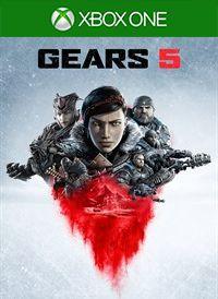 Gears 5 - Mídia Digital - Xbox One - Xbox Series X|S