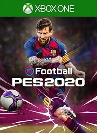 PES 2020 - Pro Evolution Soccer 20 - Mídia Digital - Xbox One