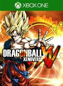 DRAGON BALL XENOVERSE - DBZ Xenoverse - Mídia Digital - Xbox One