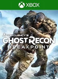Tom Clancy's Ghost Recon Breakpoint - Mídia Digital - Xbox One - Xbox Series X|S