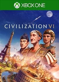Civilization VI (Civilization 6) - Mídia Digital - Xbox One