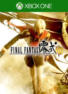 FINAL FANTASY TYPE-0 HD - Xbox One - Xbox Series X|S - Mídia DIgital