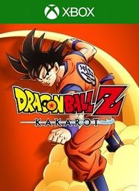 DRAGON BALL Z: KAKAROT - DBZ Kakarot - Mídia Digital - Xbox One - Xbox Series X|S