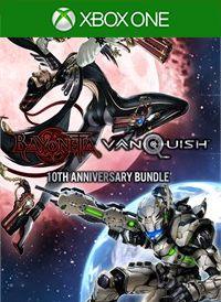 Bayonetta & Vanquish 10th Anniversary Bundle - Mídia Digital - Xbox One