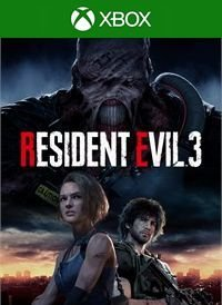 RESIDENT EVIL 3 - RE 3 - Mídia Digital - Xbox One - Xbox Series X|S