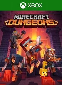 Minecraft Dungeons - Mídia Digital - Xbox One - Xbox Series X|S