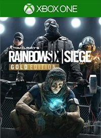Tom Clancy's Rainbow Six Siege: Gold Edition - YEAR 4 (Quarto ano) - Mídia DIgital - Xbox One