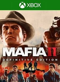 Mafia II: Definitive Edition - Máfia 2  Edição Definitiva  - Mídia Digital - Xbox One - Xbox Series X|S
