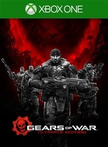 Gears of War: Ultimate Edition - Mídia Digital - Xbox One