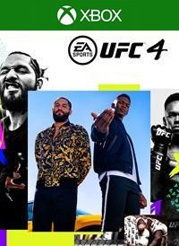 UFC 4 - Mídia Digital - Xbox One - Xbox Series X|S