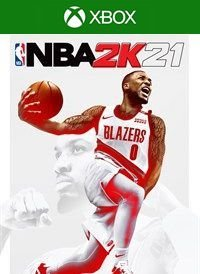NBA 2K21 - Mídia Digital - Xbox One - Xbox Series X|S