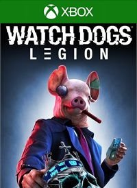 Watch Dogs Legion - Mídia Digital - Xbox One - Xbox Series X|S