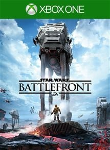 STAR WARS Battlefront - Mídia Digital - Xbox One