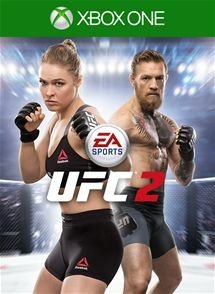 UFC 2 - Mídia Digital - Xbox One
