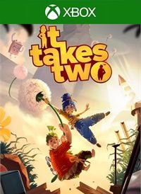 It Takes Two - Mídia Digital - Xbox Series X|S - Xbox One