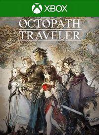 OCTOPATH TRAVELER - Mídia Digital - Xbox One - Xbox Series X|S