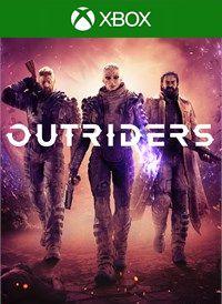 Outriders - Mídia Digital - Xbox One - Xbox Series X|S