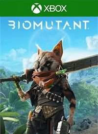 Biomutant - Mídia Digital - Xbox One - Xbox Series X|S