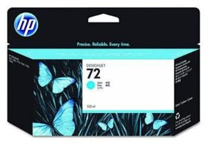 Cartucho Hp 72 Ciano 130ml Plotter C9371a