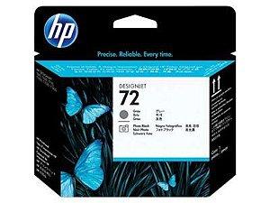 Cabeça de Impressão Fotográfico HP 72 Cinza e Peto C9380a