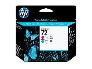 Cabeça de Impressão HP 72 Magenta e Ciano C9383a