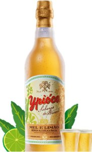 Cachaça Ypioca Mel e Limão 700ml