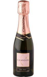 Espumante Chandon Rosé Baby Brut 187ml