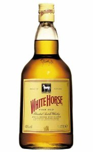 Whisky White Horse 8 anos 1L