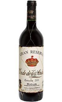 Vinho Conde de los Andes Grand Reserva Tinto 750ml