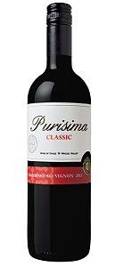Vinho Purisima Classic tinto Cabernet Sauvignon