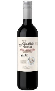 Vinho argentino Master Fan Club Malbec-Shiraz 750 ml
