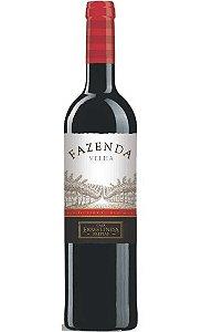 Vinho Casa Ermelinda Fazenda Velha Tinto Suave 750ml