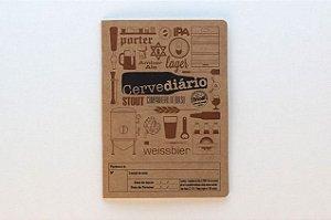 Cervediário 2.0 - Companheiro de Bolso - Pack com 3 unidades