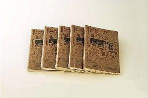 Cervediário 2.0 - Companheiro de Bolso - 5 Packs (15 unidades com 15% de desconto)