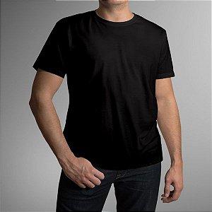 Camiseta Adulto - Preta