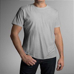 a3d248097 Camiseta Adulto - Cinza Claro