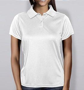 2bd7f87f4b Polo em Piquet Feminina - Verde Musgo - KG Camisetas Personalizadas