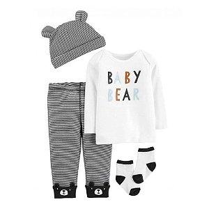 Conjunto  Carter's Baby Bear